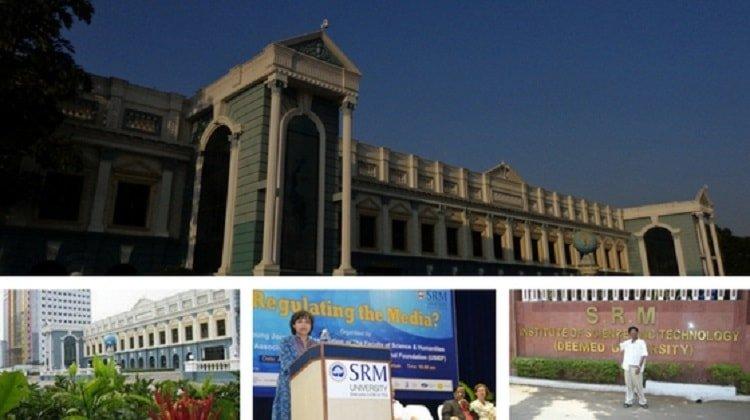 SRM University Direct Admission