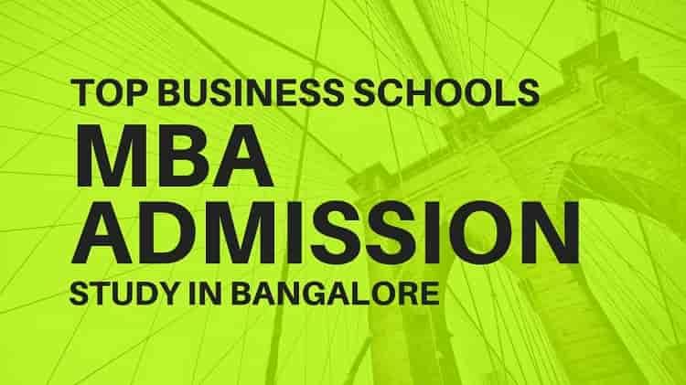 Top Ten MBA Colleges Bangalore