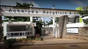 Acharya Bangalore Business School, Acharya Instutions, Bangalore