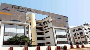 Presidency Business School, Presidency College, Bangalore