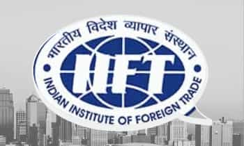 Indian Institute of Foreign Trade Test