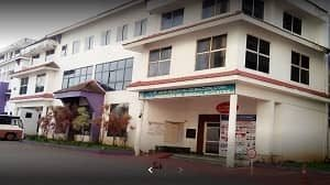 A.J. Institute of Dental Sciences,, Mangalore