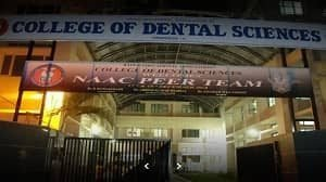 College of Dental Sciences, Davangere