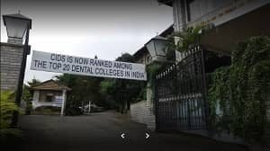 Coorg Institute of Dental Sciences, Coorg.