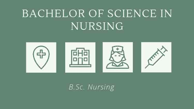Bachelor of Science in Nursing after class 12th