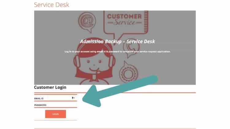 Customer Service Desk