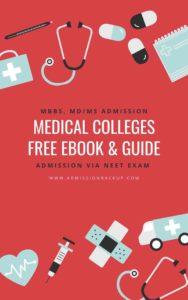 Medical Colleges Ebook & Guide