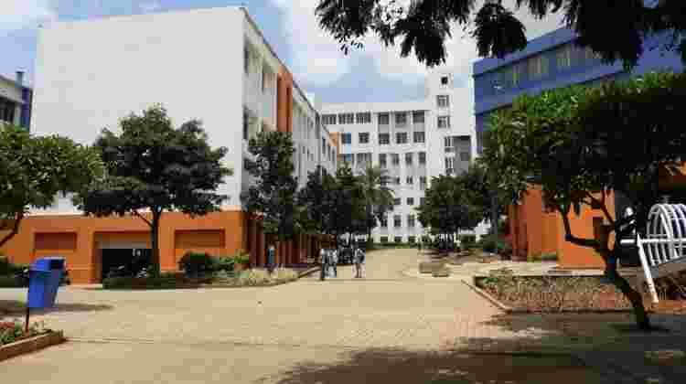 Acharya's NRV School of Architecture, Bangalore