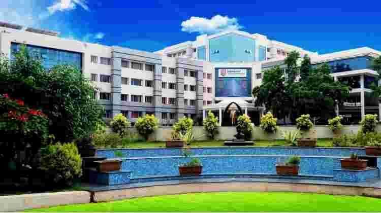 MS Ramaiah School of Architecture, Bangalore