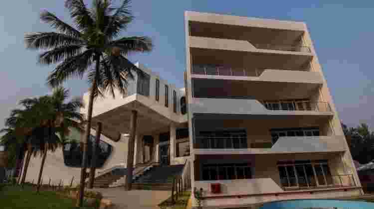 Nitte School of Architecture, Bangalore