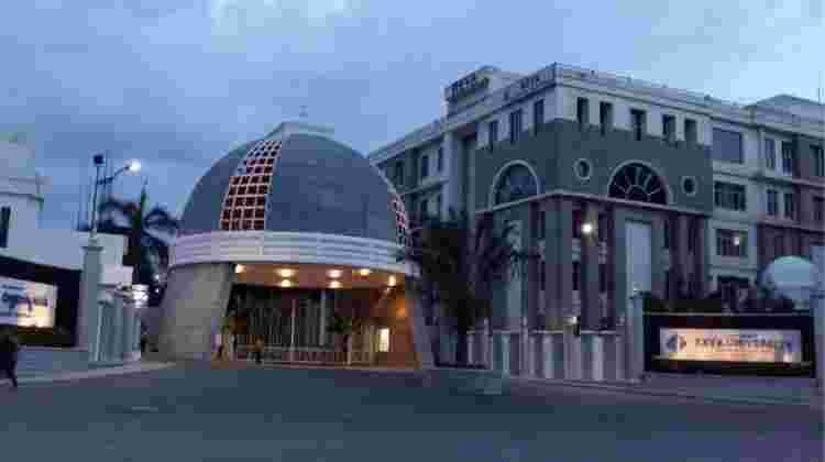 Reva University, School of Architecture, Bangalore