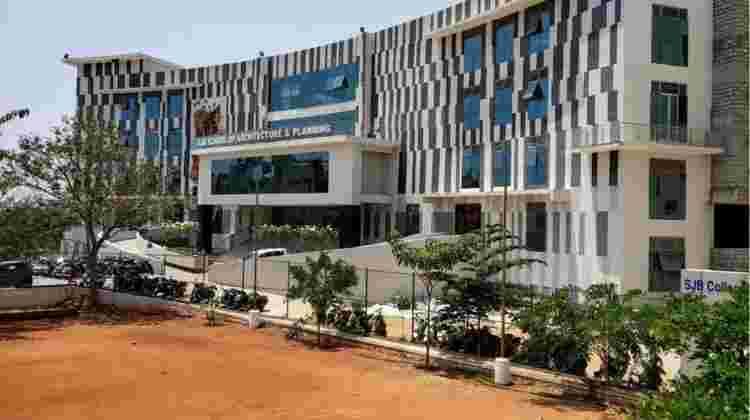 SJB School of Architecture & Planning, Bangalore