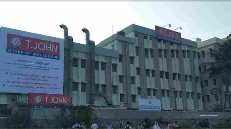 T.John College, Fashion & Apparel Design Colleges Bangalore