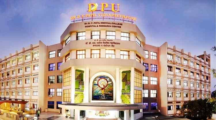 Dr. D.Y. Patil Vidyapeeth (Deemed to be University), Pune