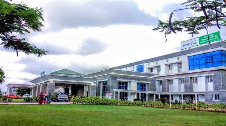 S. S. Institute of Medical Sciences, Davangere, Karnataka